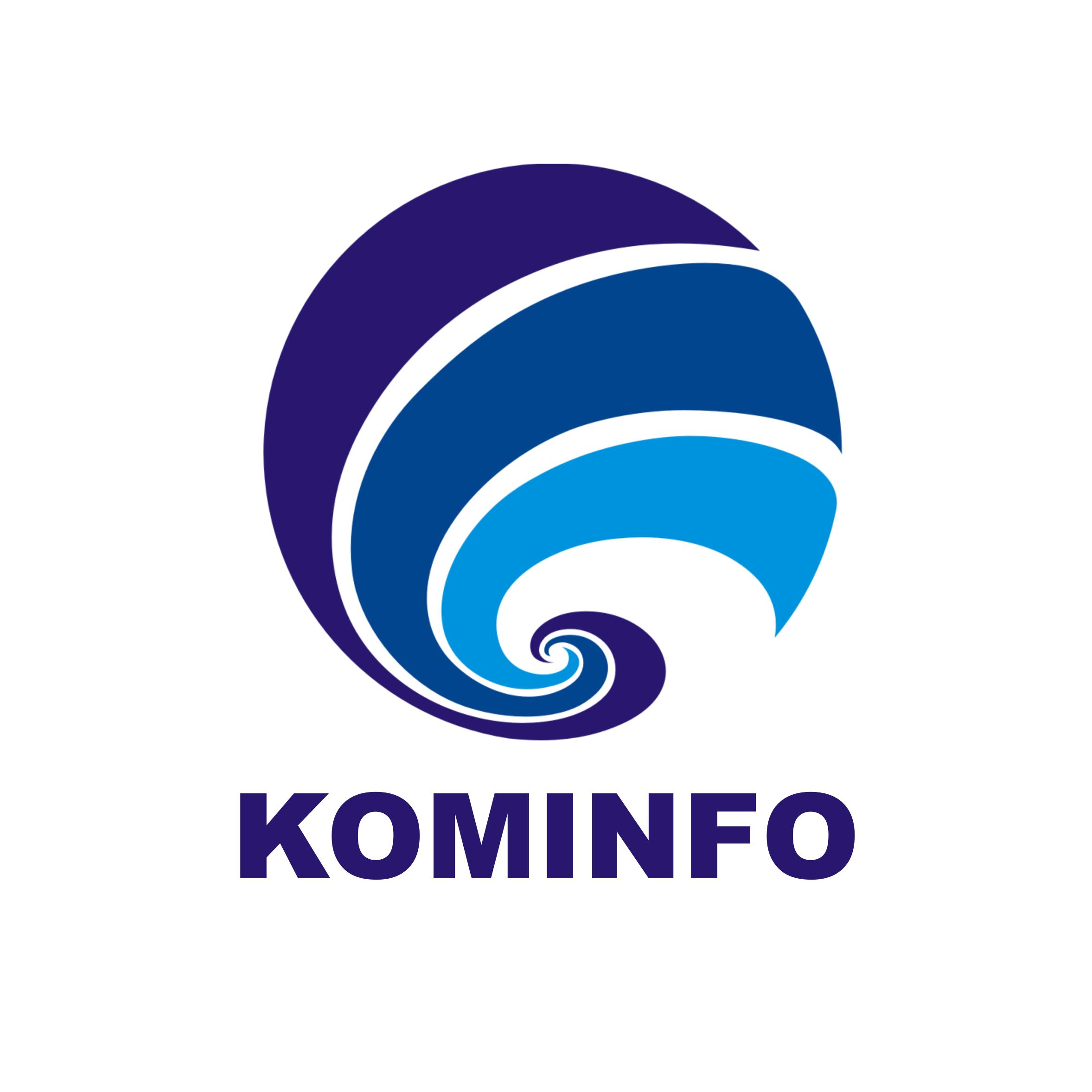 Logo Kominfo