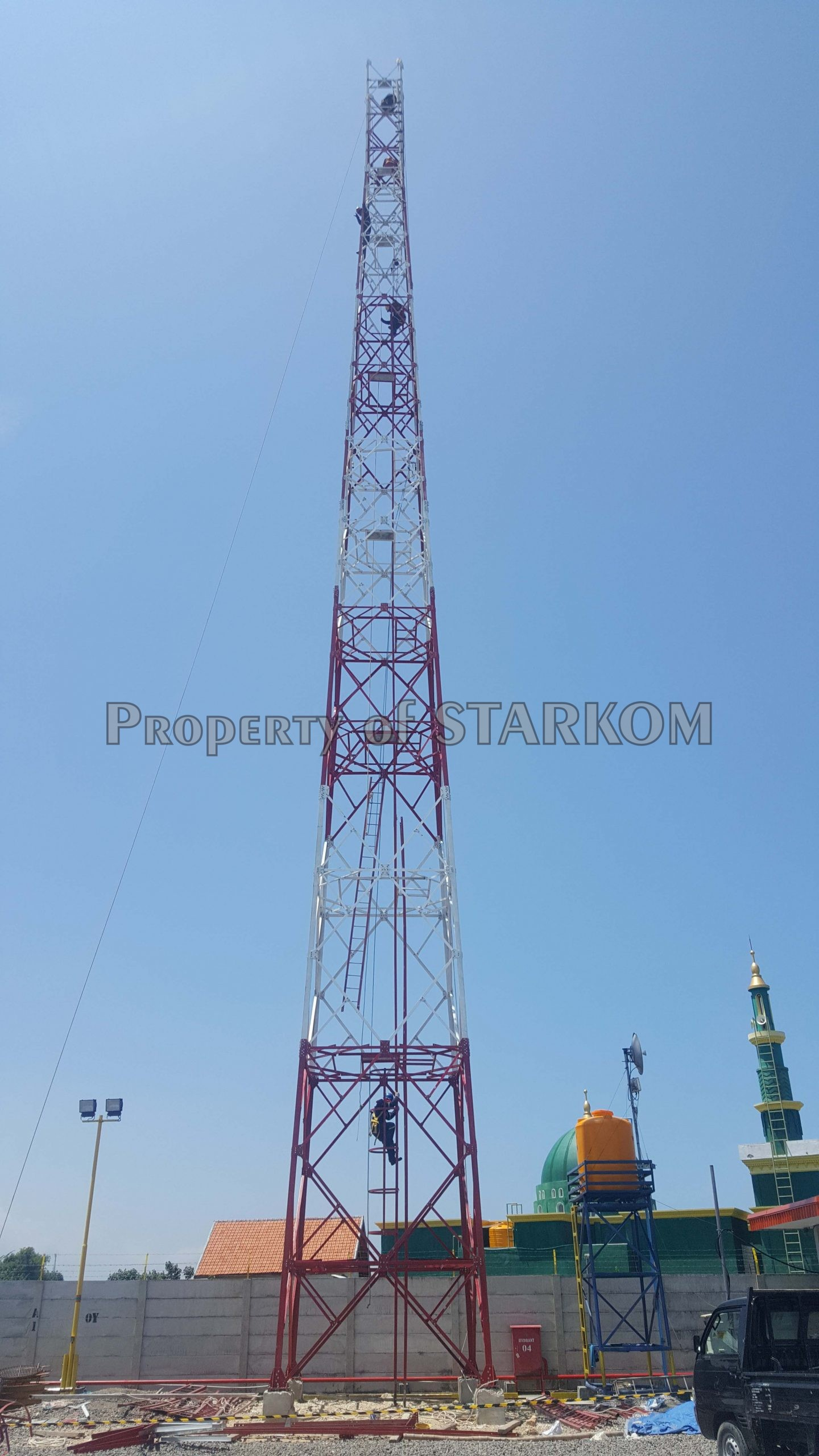 tower sst 42