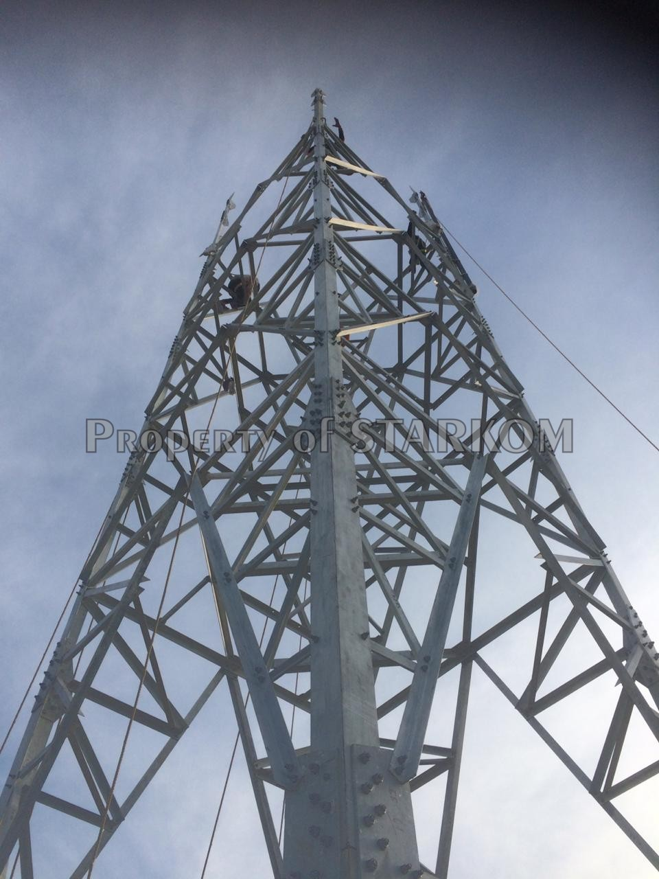 Tower sst